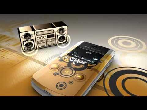 Sony Ericsson W508  Walkman™ Phone -