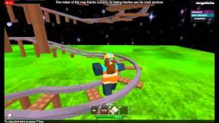 Roblox-cart ride à pou(espiadinha)