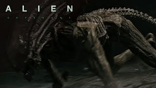 Alien: Covenant | The Secrets of David's Lab: The Xenomorph | 20th Century FOX