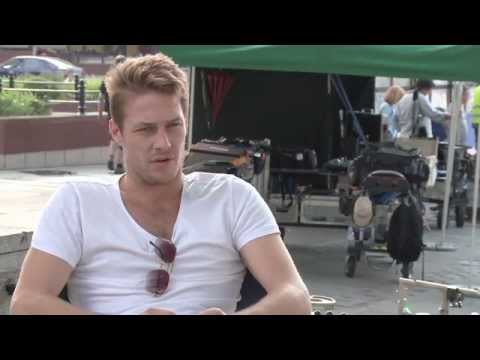 Luke Bracey Talks About His Latest Film 'The November Man'