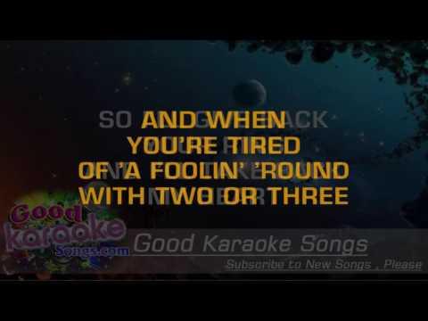 Foolin' Around -  Usher ( Karaoke Lyrics )