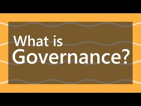 What Is Governance And Corporate Governance Meaning & Definition | Business Terms Explained