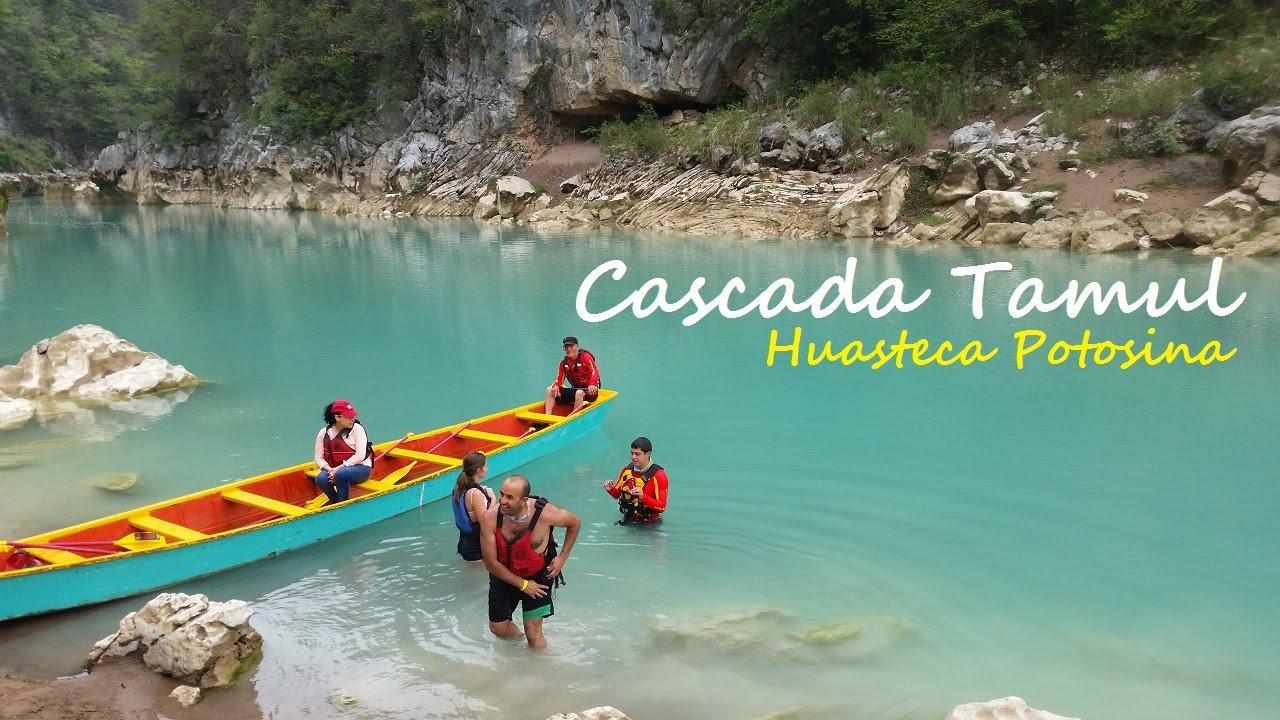 Cascada Tamul Huasteca Potosina Youtube