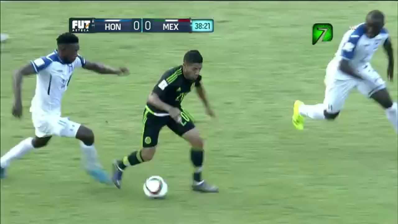 Eliminatorias Concacaf 2018 | Jornada 3 | El Salvador 2-2