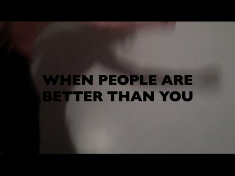 Workman Song - When People Are Better Than You [OFFICIAL VIDEO]