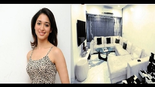 Actress tamannaah bhatia's house