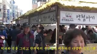 2019 제42회 대구약령시 한방문화축제장 둘러보기