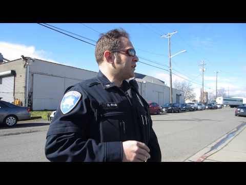 Open Carry Stop. Tacoma, WA. US. Homeland Security Northwest Detention Center