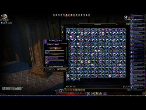 Neverwinter: Opening 6099 Exhumed Companion Packs! Open or sell?