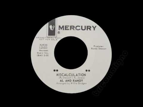Al And Randy - Miscalculation