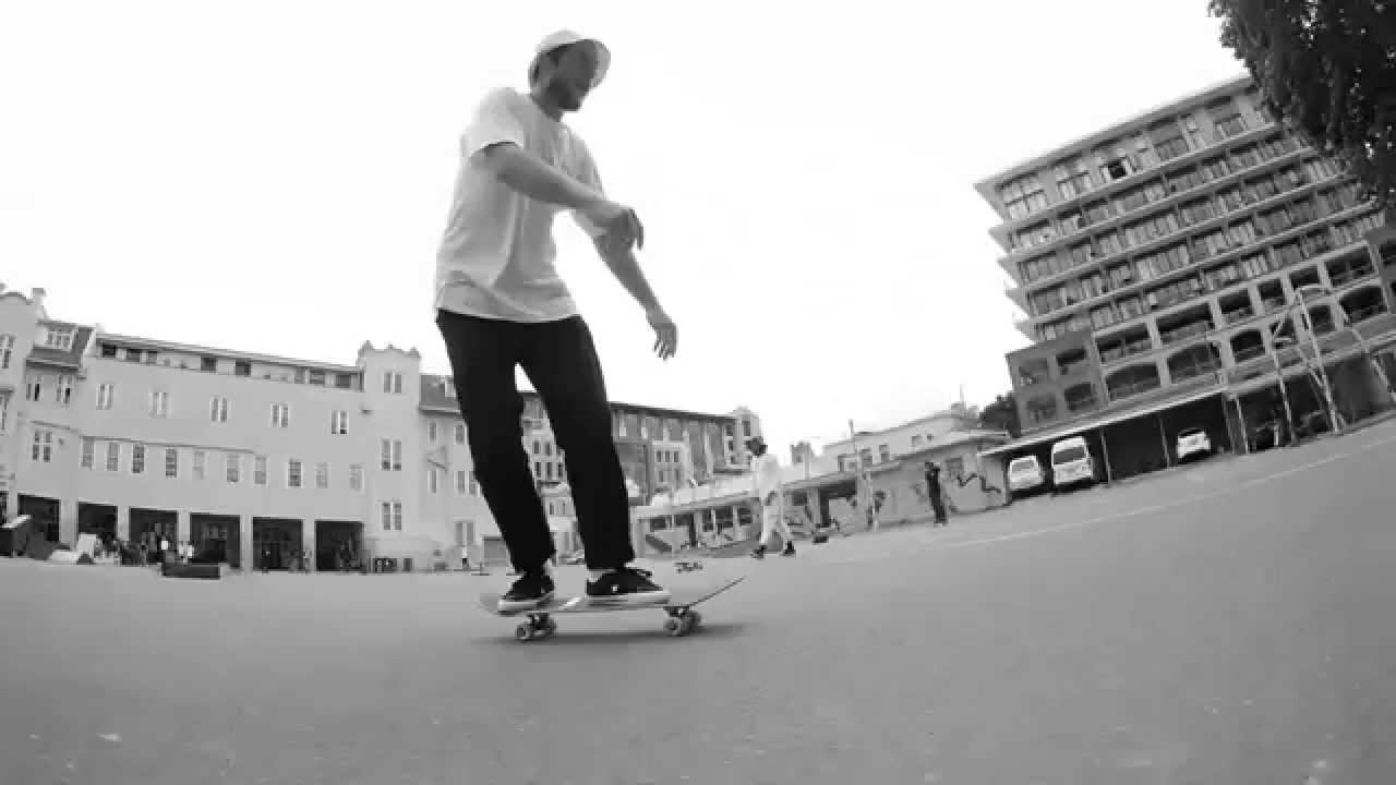 0308795ca0d Converse  One Star Pro  Cape Town Skate Jam - YouTube