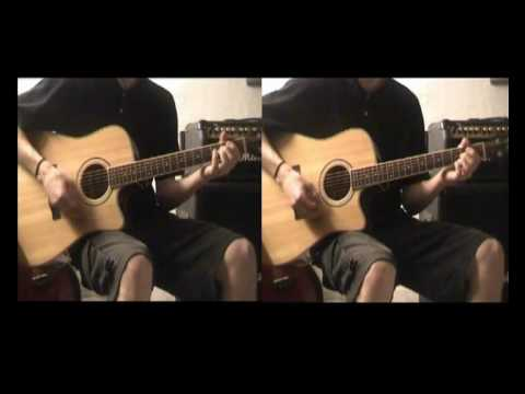 Godsmack - Running Blind (Dual Guitar Cover)