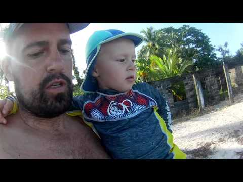 Carenero island beach
