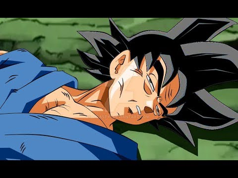 The Death Of Goku || The Great Warrior Died In Peace