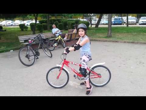 Bisiklet Dersi