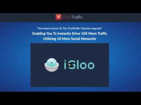 iGloo Teaser Video: iGloo Review Igloo is the newest product of Josh Ratta who is a successful and talent creator. Josh Ratta is also the author of many useful products such as Social Mobile Press, VidInfusion, Vidgeos…   Igloo software is going to be launched on June 14th, 2016 with just $67... Click here to buy Igloo and get the special bonus:  http://igloo-revieww.com