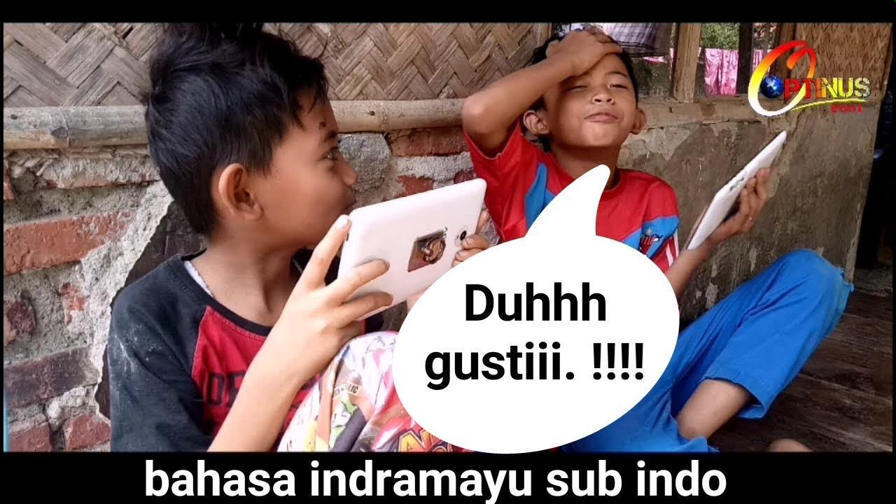 Edisi Kocak Anak Desa Part 2 Punya Hape Android Bahasa Indramayu Sub Indonesia