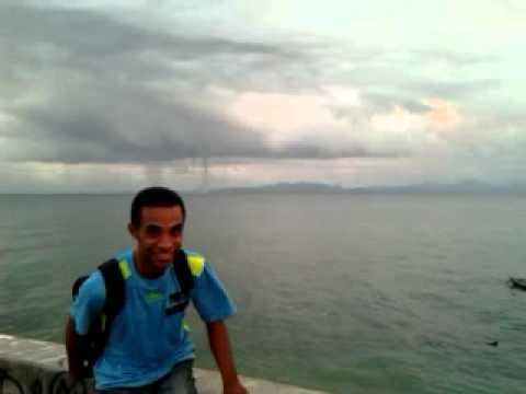 video Tornado Mini di Kupang NTT, Indonesia-2012-01-18.mp4