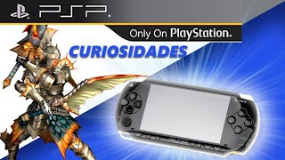 30 curiosidades de la playstation portable(psp)