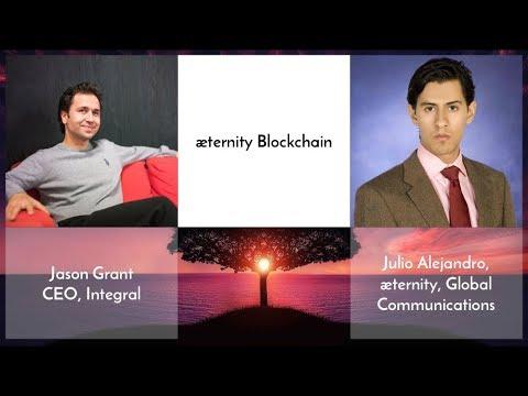 æternity Blockchain with Julio Alejandro