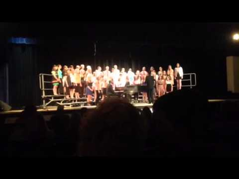 Let It Go- Maine Endwell Middle School Spring Concert 2014