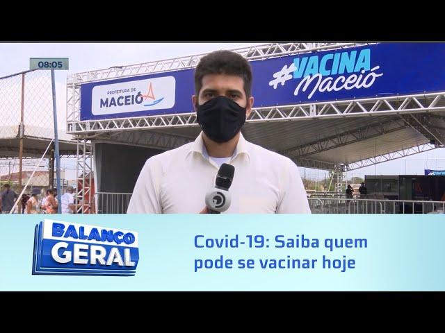 Vacinação contra Covid-19: Saiba quem pode se vacinar hoje