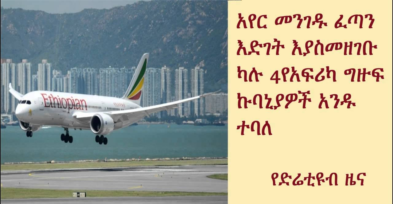 DireTube News - WEF names Ethiopian Airlines one of four Africa growth finalists
