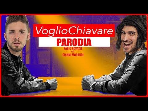 VOGLIO CHIAVARE (PARODIA VOLARE - Fabio Rovazzi) | Matt & Bise
