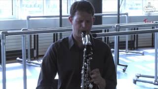 Vincent Penot & the Tosca bass clarinet | Buffet Crampon