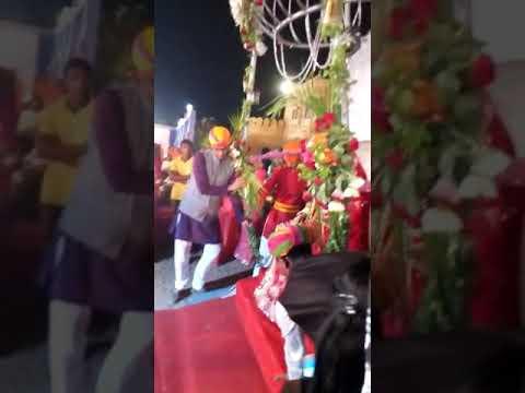 "Kanish wedding ""Bride entry """