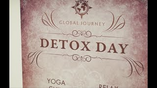 Global Journey - Detox Day