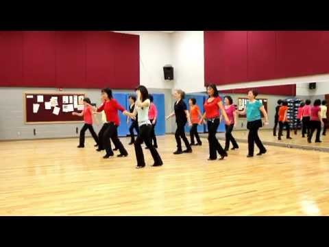 Rock & Roll King - Line Dance (Dance & Teach in English & 中文)