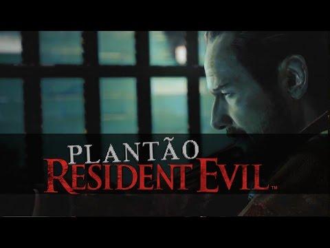 Plantão Resident Evil: Ark Thompson de Volta ? / Inimigos novos Divulgados / e Muito mais..