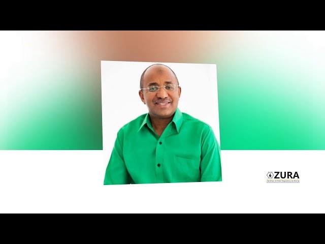 HONGERA DR. HUSSEIN ALI MWINYI RAIS WA ZANZIBAR NA MWENYEKITI WA BARAZA LA MAPINDUZI