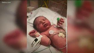 Safe haven laws in the spotlight after abandoned baby incident