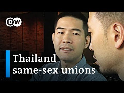 Thailand set to legalize same-sex civil unions| DW News