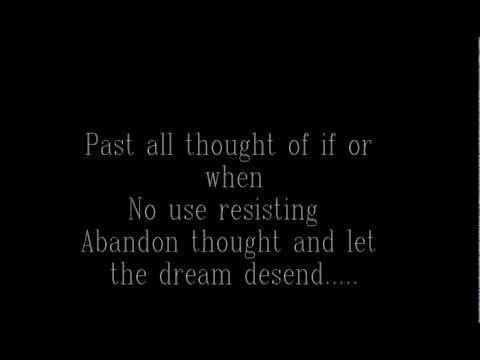 The Phantom of the Opera- The Point of No Return Lyrics