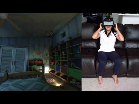 Girlfriend On Gear VR (2017): Face Your Fears The Ghost