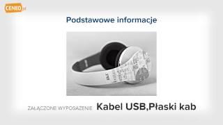 XX.Y DYNAMIC 10 białe (HP-8810 White) słuchawki - Ceneo.pl