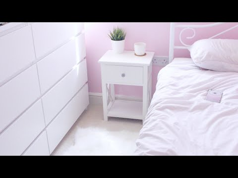 EXTREME BEDROOM MAKEOVER ! | Time-lapse