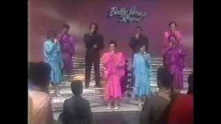 Walter Hawkins & The Hawkins Family on Bobby Jones Gospel
