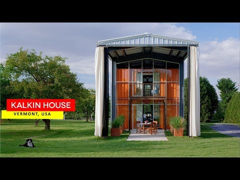 Kalkin House: Shelburne Container Museum in Vermont