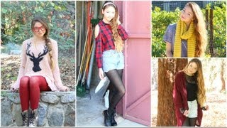 Transition Your Summer Clothes into Fall Outfits + Giveaway!