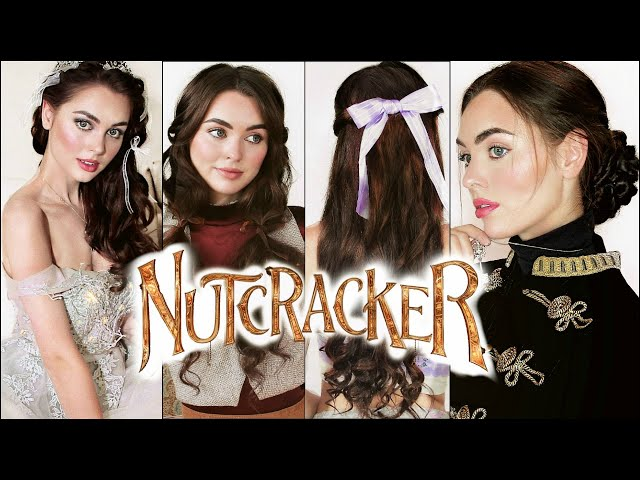 Clara Hairstyles in Disneys Nutcracker And The Four Realms