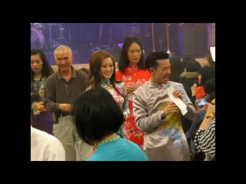 Vietnamese tet festival 2017 St Anthony Church Tigard Oregon