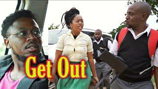 Download Leon Gumede Comedy - Ekasi Learners S2 - Ep5 Get out (LEON GUMEDE)