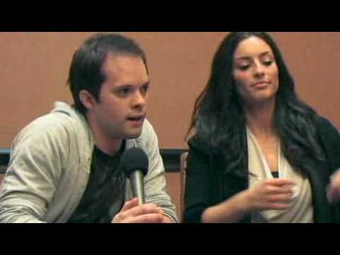 Eureka  Q&A  Neil Grayston and Erica Cerra