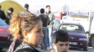 Kurban Kesimi 2012  KKB 05  Sheep slaughter Girl (Selin için çekilmiştir)