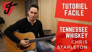 Cours de Guitare - Tennessee Whiskey - Chris Stapleton Video