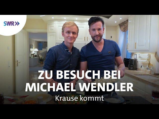 Zu Besuch bei Michael Wendler | SWR Krause kommt